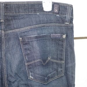 7 For all Mankind womens Roxanne jeans sz 30 Long
